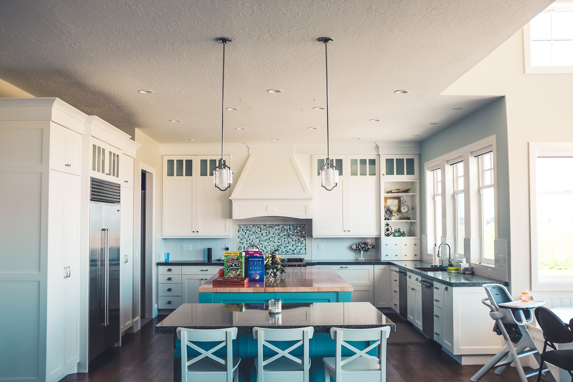 How Custom Cabinets Elevate Your Main Line Kitchen Design - A-K ...
