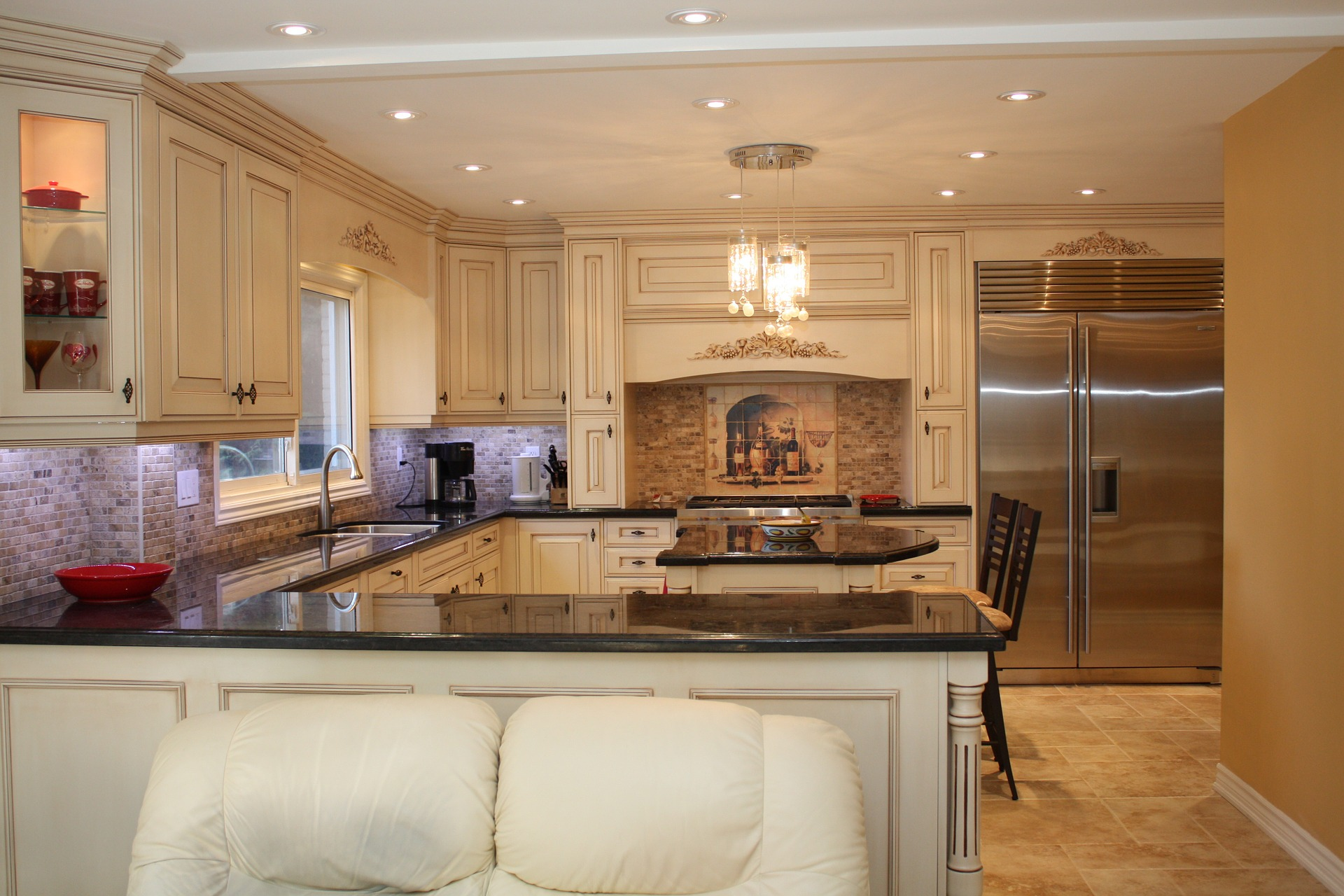 Floor To Ceiling Built In Cabinets Trending Again A K Interiors